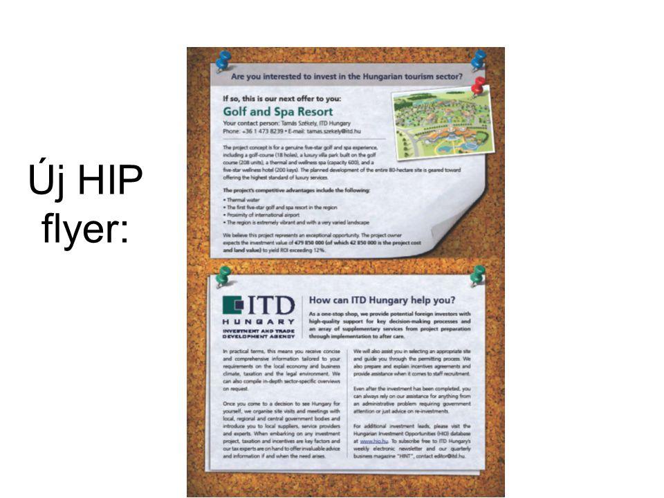 Új HIP flyer: