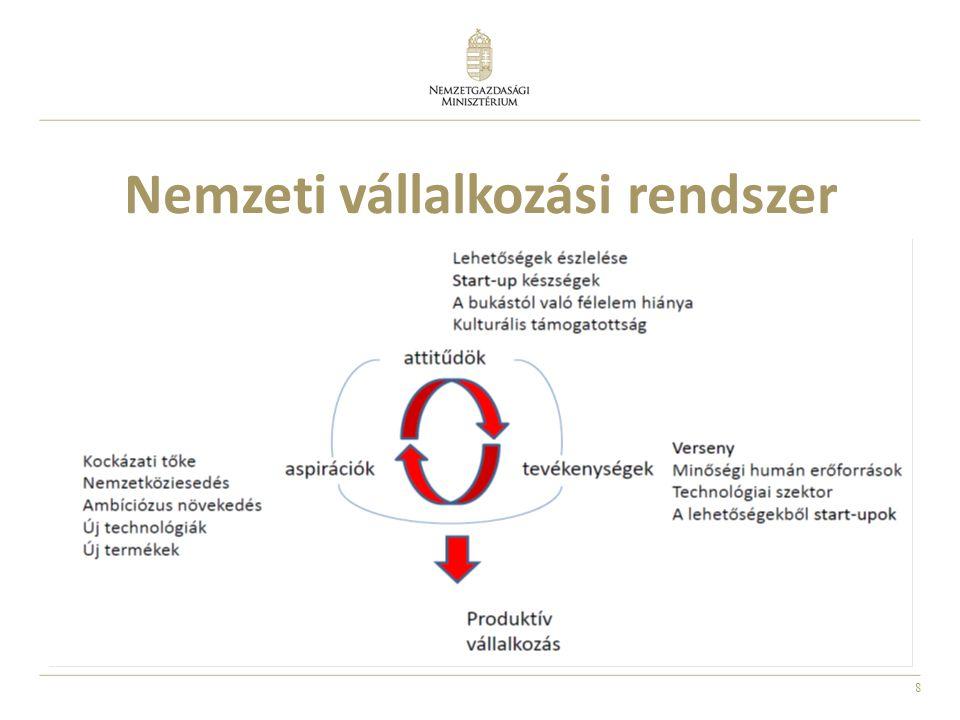 8 Nemzeti vállalkozási rendszer
