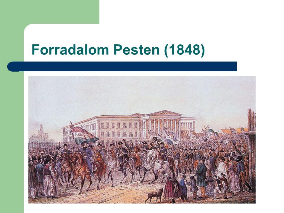 Forradalom Pesten (1848)