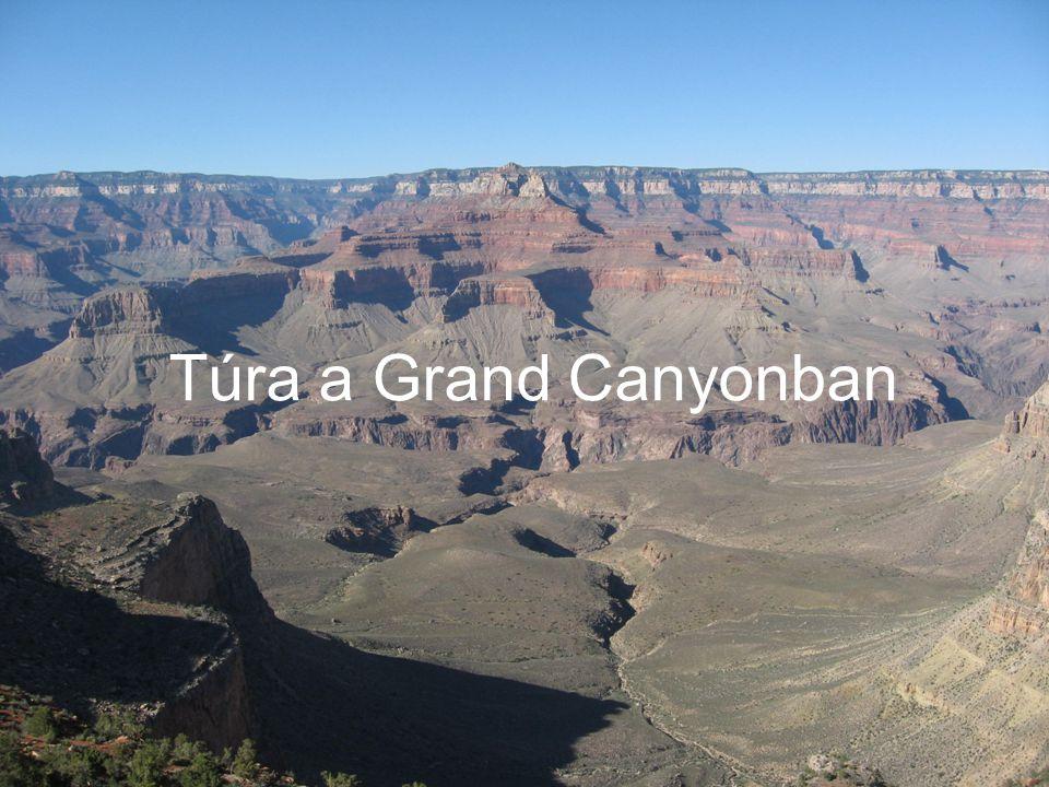 Túra a Grand Canyonban