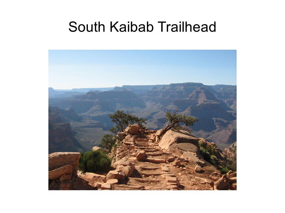 South Kaibab Trailhead