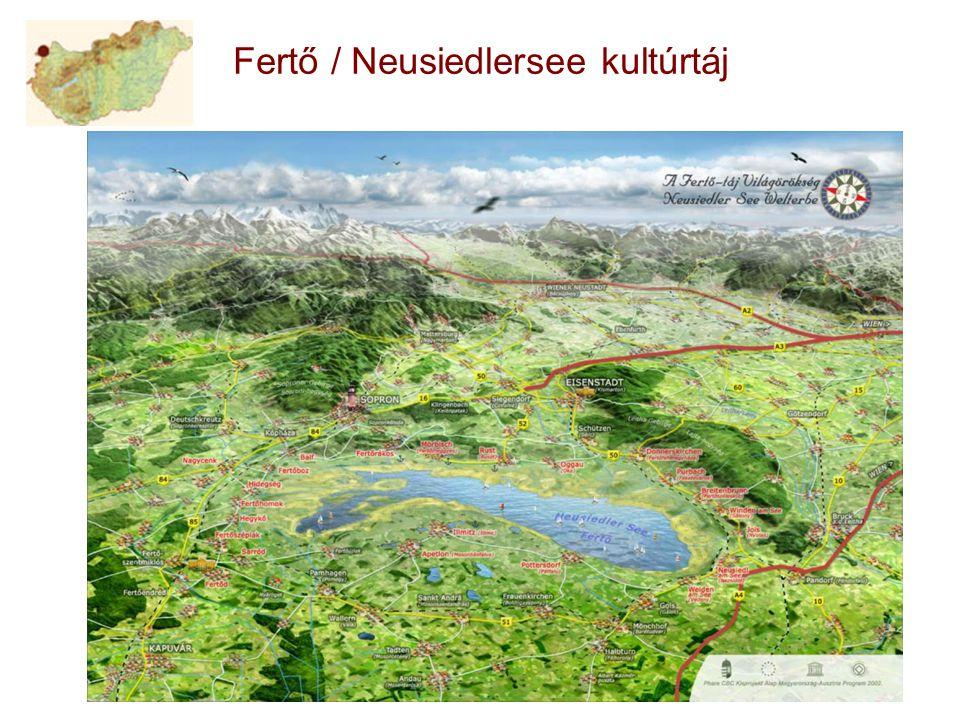 Fertő / Neusiedlersee kultúrtáj