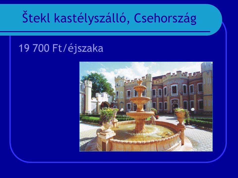Dél-Csehországi várak és kastélyok  4 nap  Teljes ellátás  Belépők  Sör  69 000 Ft-tól
