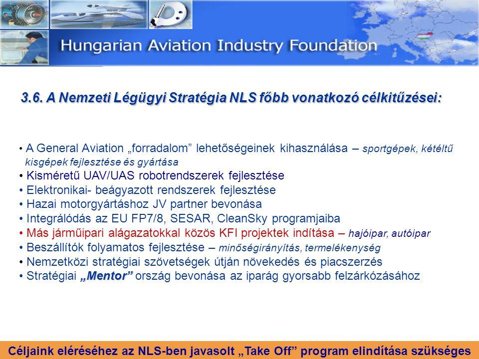 Közös járműipari kutatási területek: - Anyagtudományok - Beágyazott elektronikai rendszerek - Érzékelők - Biztonság Fókuszterületek a repülőgépek fejlesztésében, gyártásban és kutatásban
