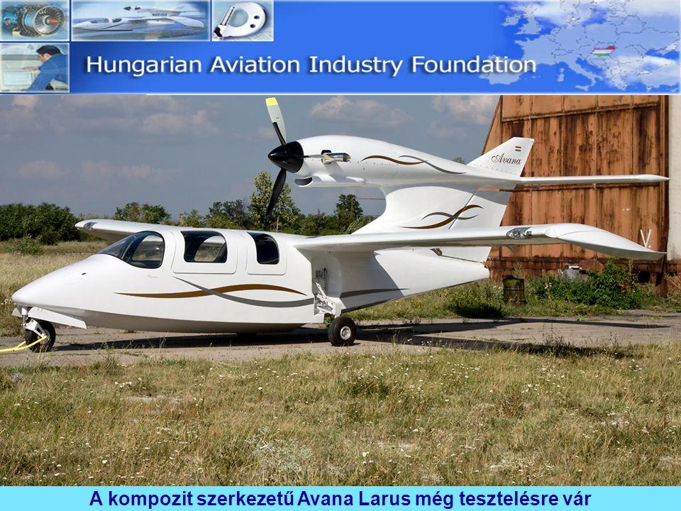 A Hungarocopter intenzív repülési tesztjei 2012-ben kezdődtek meg