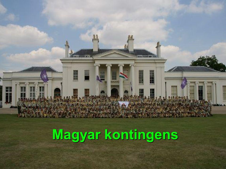 Magyar kontingens
