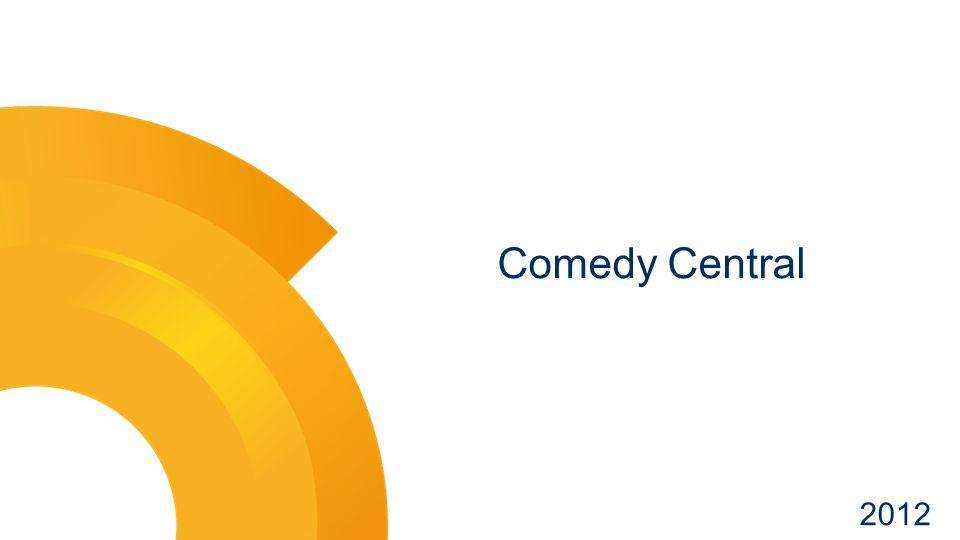 2012 Comedy Central