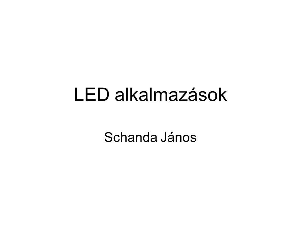 LED-es projektor