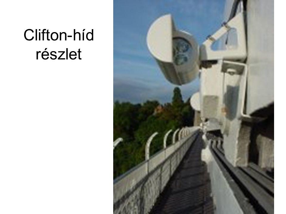 Clifton-híd részlet