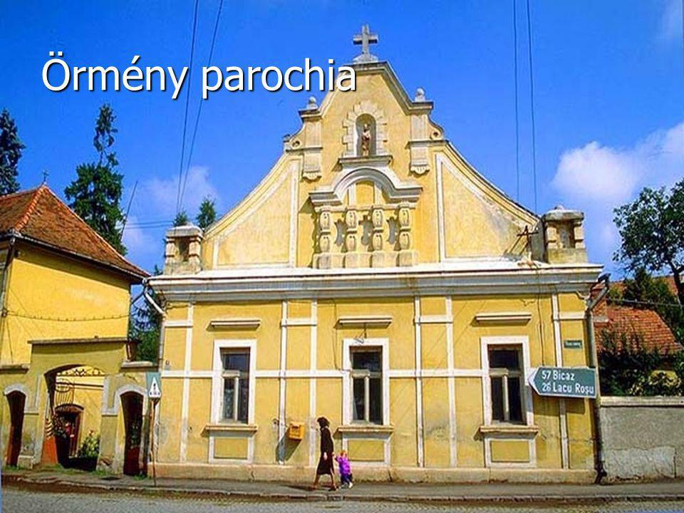 Örmény parochia