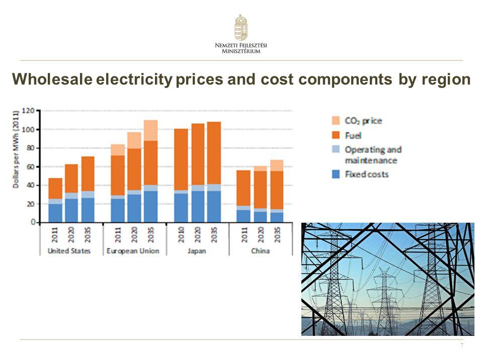 18 Az ÁCsT leszögezi, hogy hazánk fosszilis energiahordozókban nem szegény ország Szén- és lignitkészletünk, a nem- konvencionális szénhidrogén tartaléka- ink, valamint a geotermális poten- ciálunk növekvő hasznosítása hosszú távon is jelentősen növelheti hazánk ellátásbiztonságát és lényegesen csökkentheti import függőségünket.