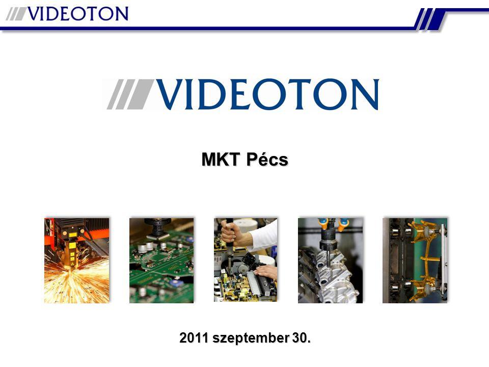 2011 szeptember 30. MKT Pécs