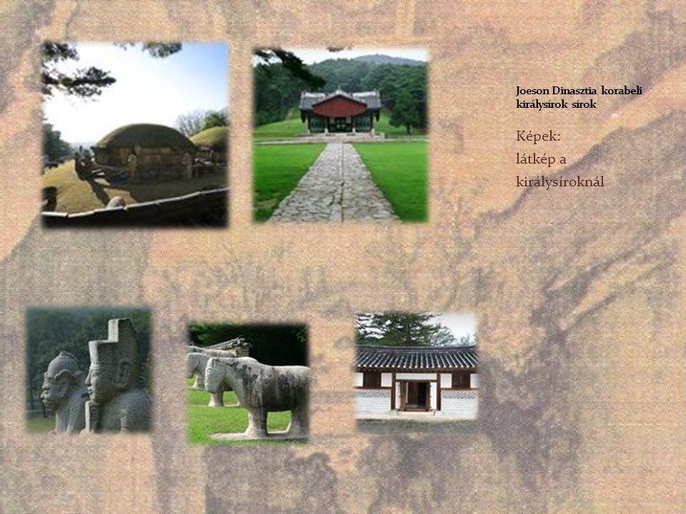 Képek: látkép a királysíroknál