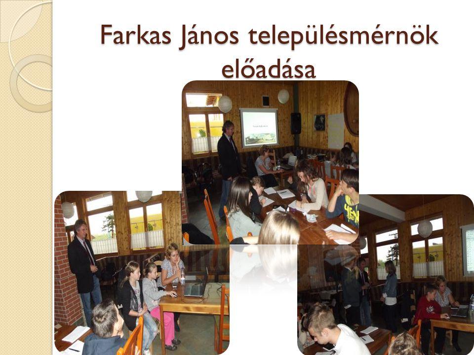 Farkas János településmérnök előadása 15