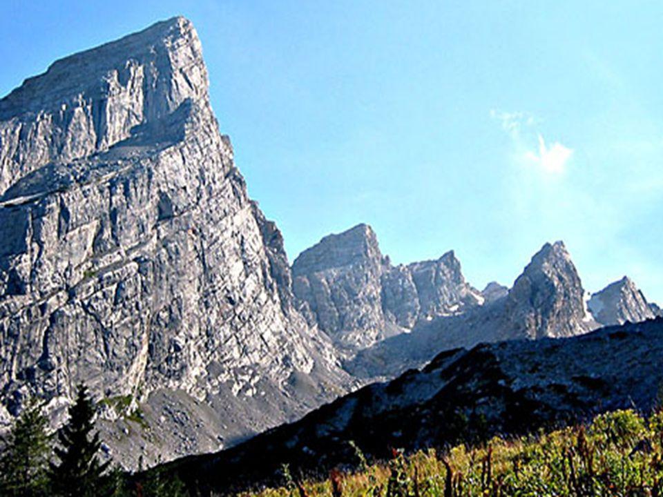 Watzmann (2714 m. T.f..)
