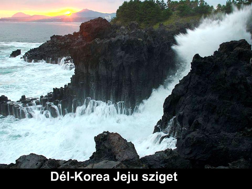 Dél-Korea Jeju sziget