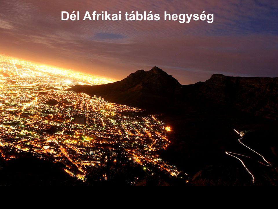 Dél-Afrikai táblás hegység