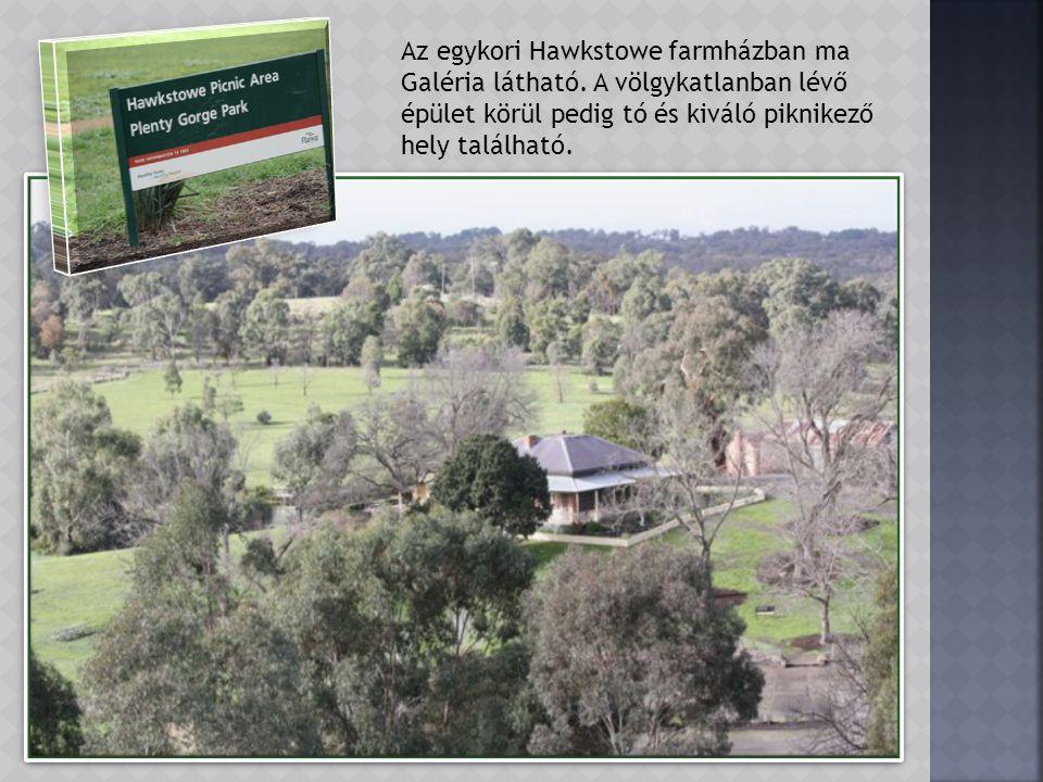 A Wurundjeri Törzs földjére 1837-ben érkeztek állattenyésztéssel foglalkozó telepesek. Ők farmházakban laktak, melyekből egy ma is megtalálható a park