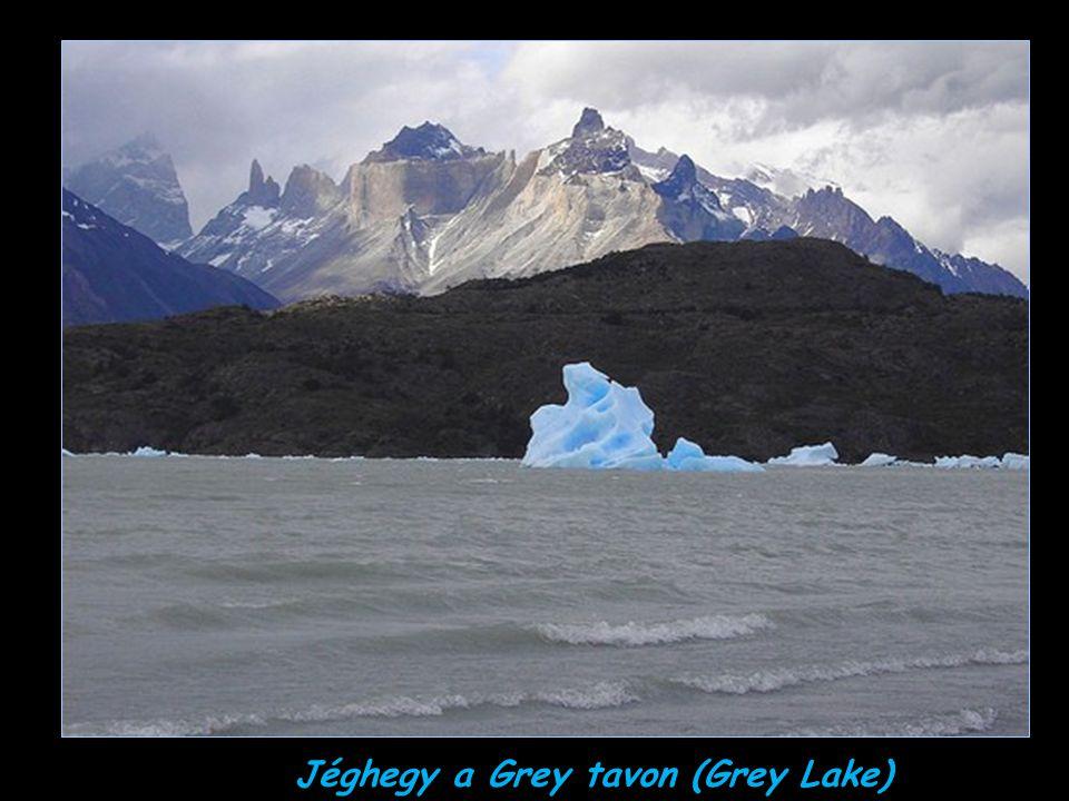 Atacama – a Nap munkája – természetes jégképződmények