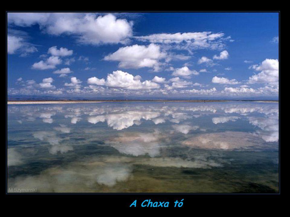 Az Inca tó
