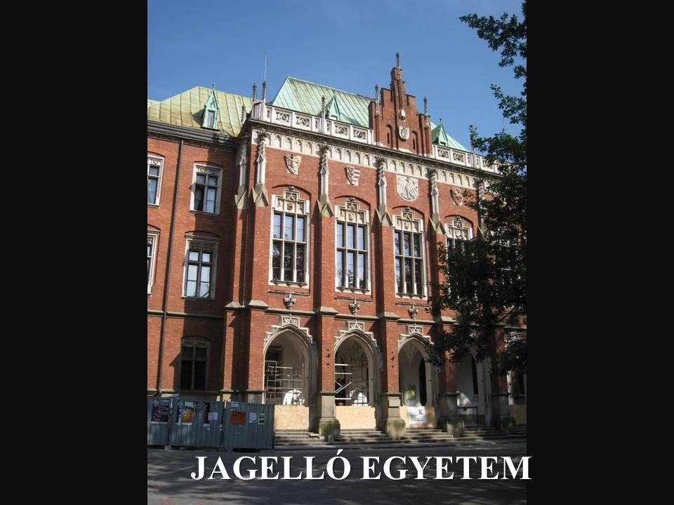 JAGELLÓ EGYETEM