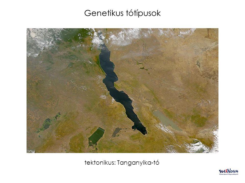 Genetikus tótípusok vulkáni: Crater Lake National park Ontario
