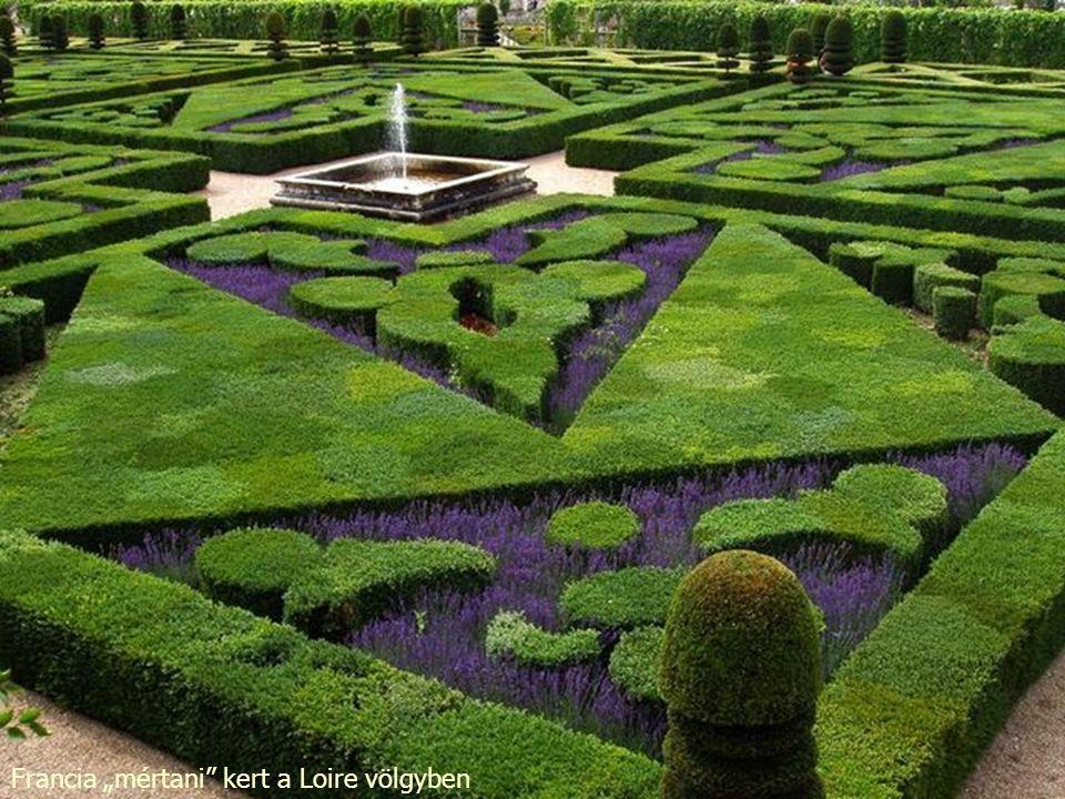Gourdon s kert - Provence - Franciaország