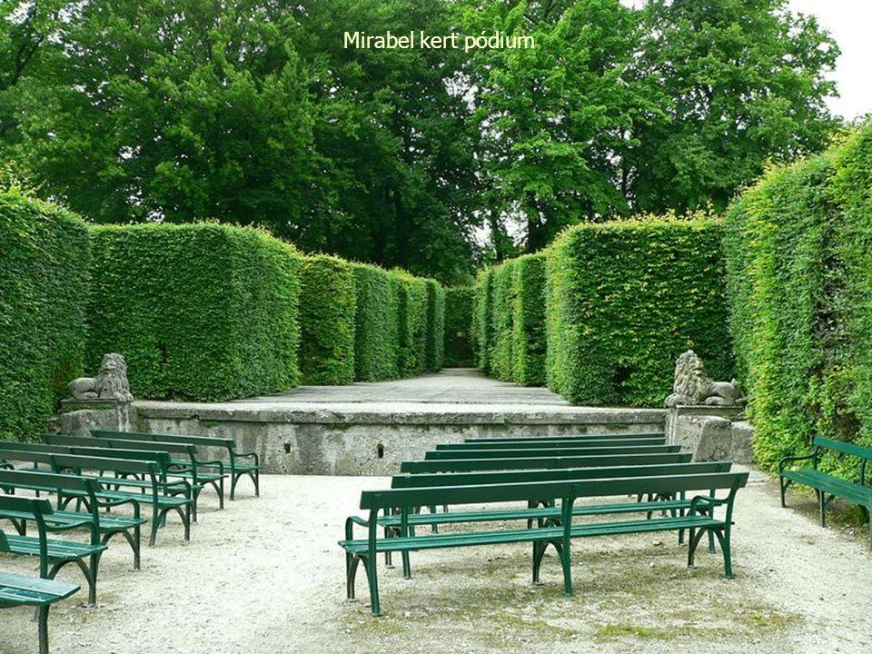 Mirabel kert és a kastély