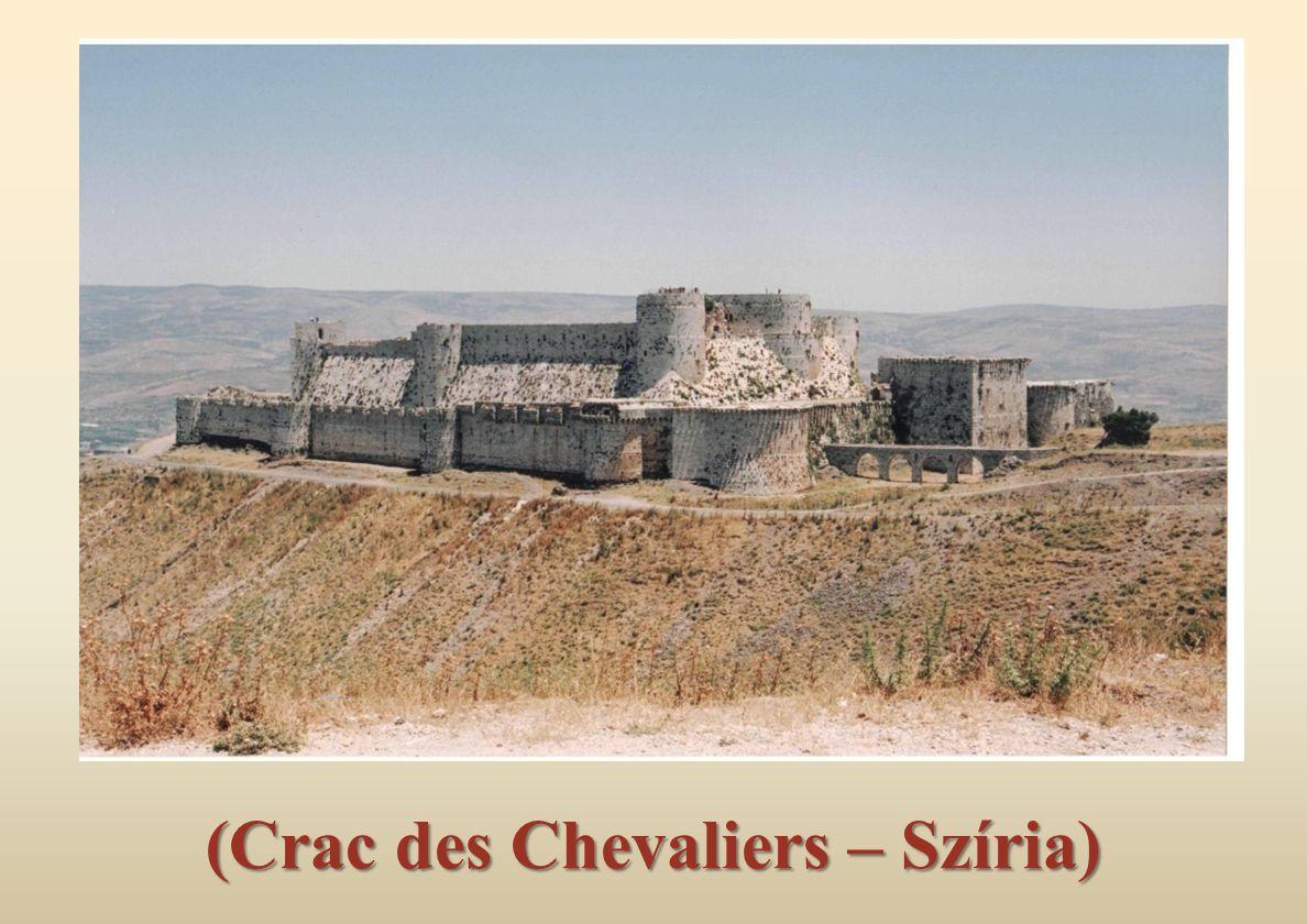 (Crac des Chevaliers – Szíria)