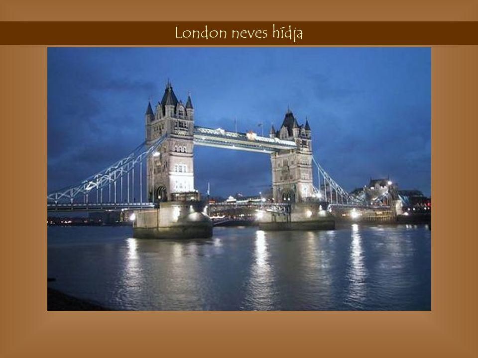 London neves hídja