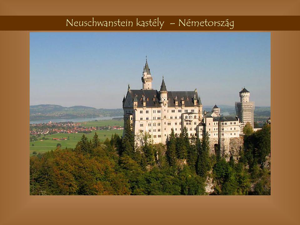 Neuschwanstein kastély – Németország
