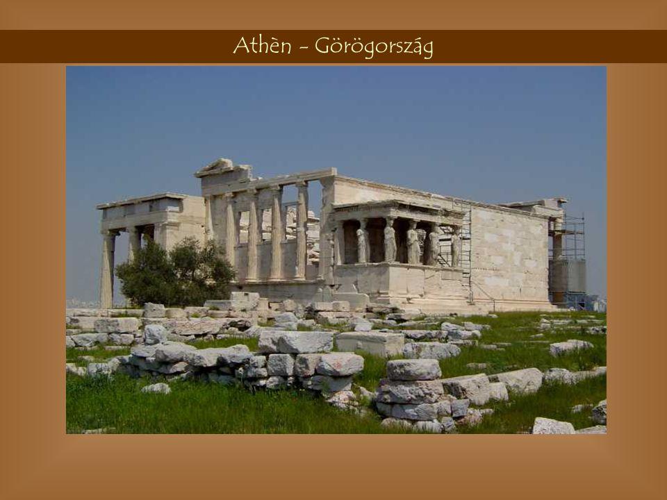 Athèn - Görögország