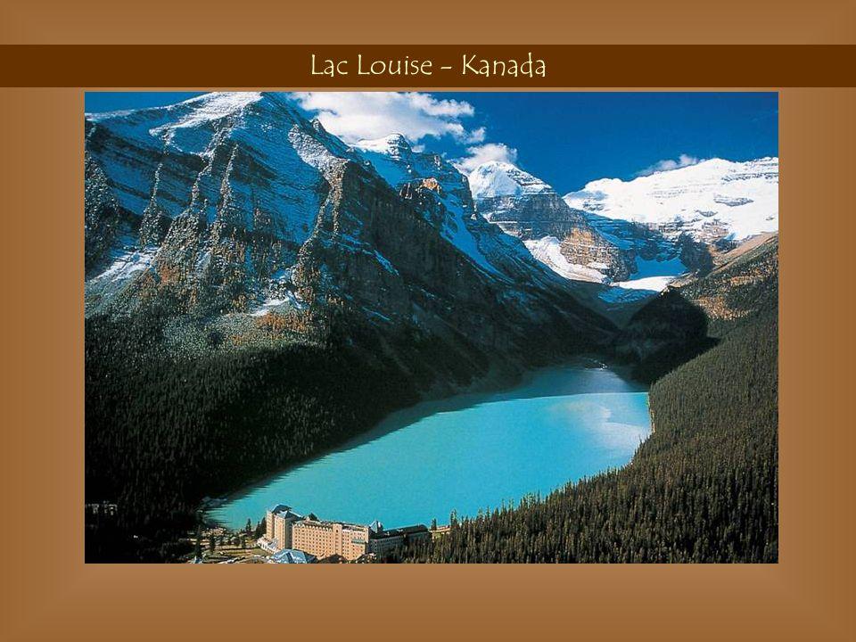 Lac Louise - Kanada
