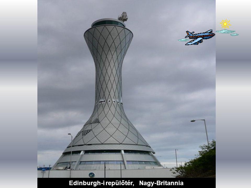 Edinburgh-i repülőtér, Nagy-Britannia