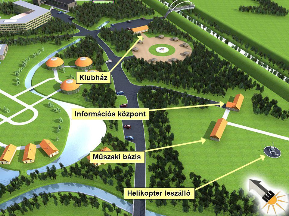 Sportterület Szálloda
