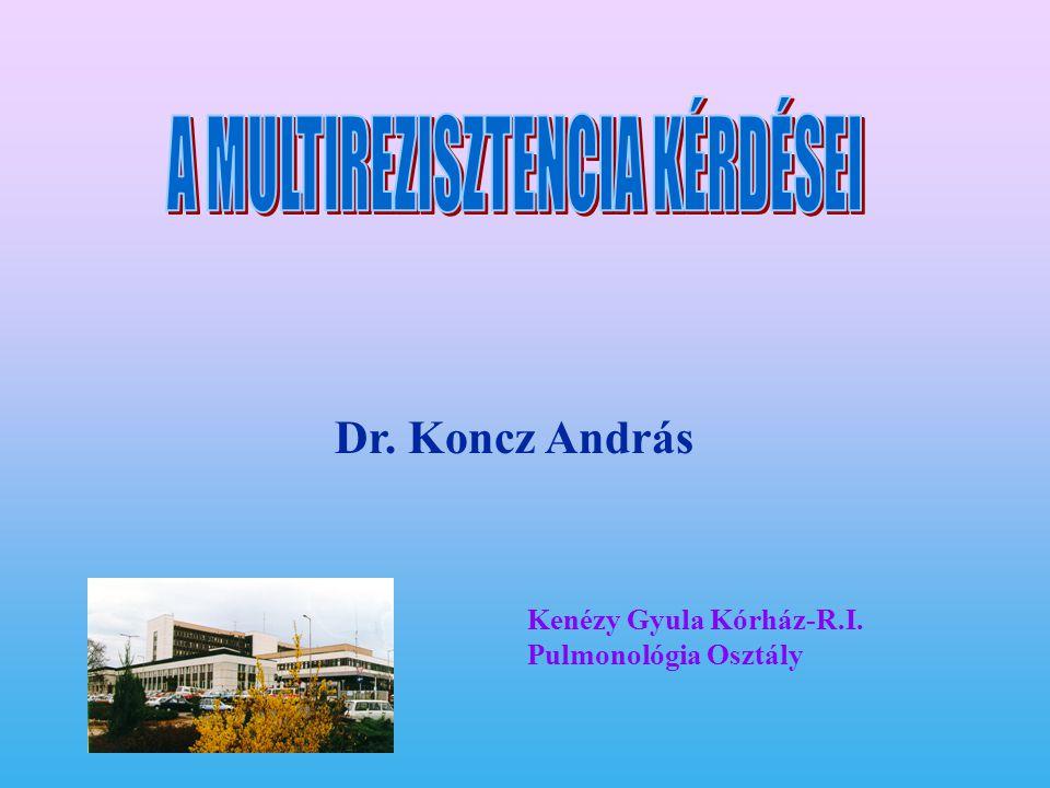 Dr. Koncz András Kenézy Gyula Kórház-R.I. Pulmonológia Osztály