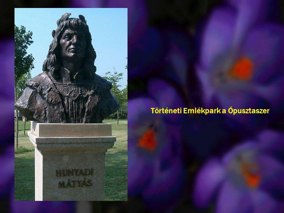 Történeti Emlékpark a Ópusztaszer