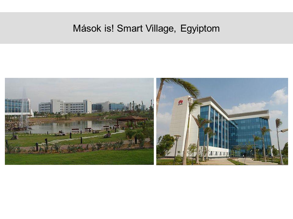Mások is! Smart Village, Egyiptom