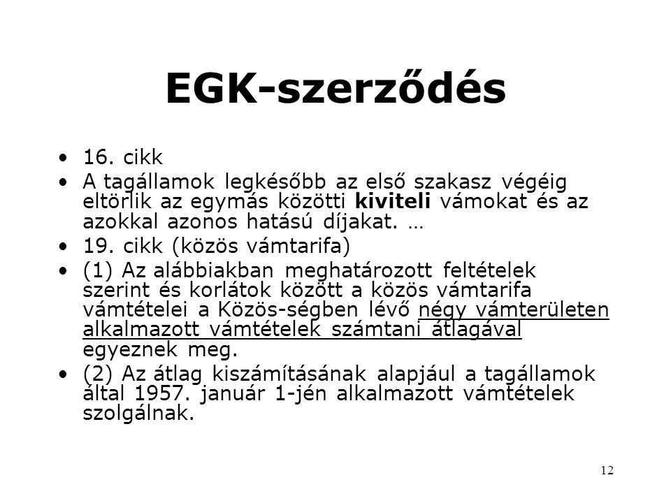12 EGK-szerződés •16.