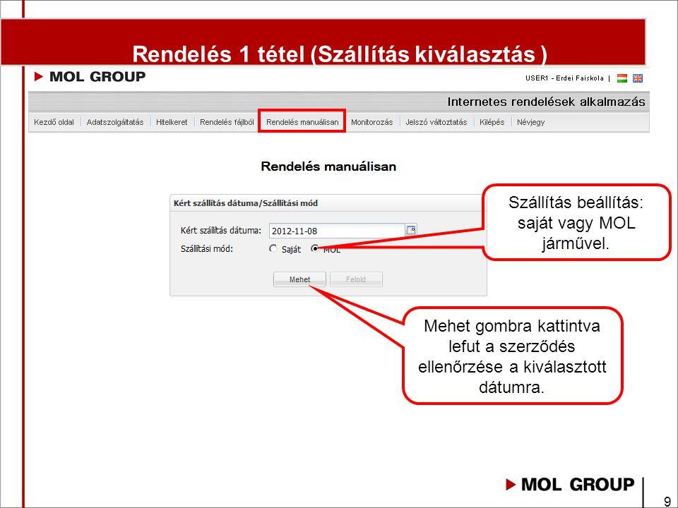 30 Elérhetőség, információk •https://b2b.mol.hu/isa2/https://b2b.mol.hu/isa2/ •kereskedelem@mol.hukereskedelem@mol.hu •elfelejtettjelszo@mol.hu (ISA admin postafiók)elfelejtettjelszo@mol.hu •06 40 211-211 9-es menü pont