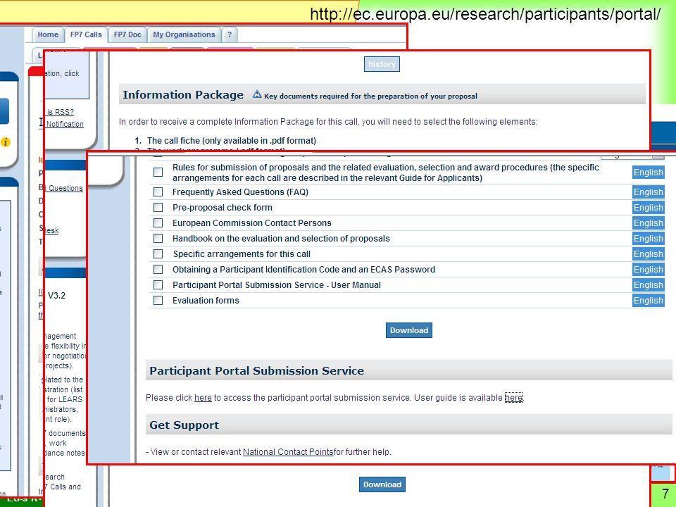 K+F projektismeretek kurzus, 2012. március-április, BME EU-s K+F projektek 7.