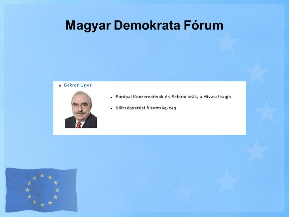 Magyar Demokrata Fórum