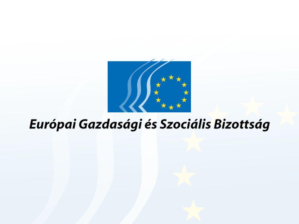 Az EGSZB tevékenységi köre Az EGSZB ezenkívül ♦ kezdeményezési jogkörrel rendelkezik; ♦ feltáró véleményeket dolgozhat ki; ♦ megkönnyíti és elősegíti a civil társadalommal folytatott párbeszédet.