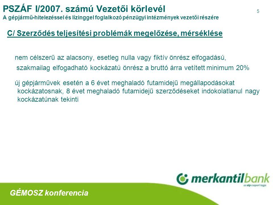 16 Magyar és Román lízingpiac szerkezete 2006.
