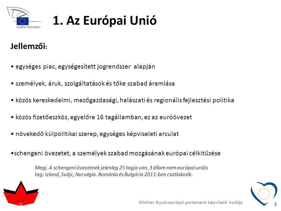 Megj. A schengeni övezetnek jelenleg 25 tagja van, 3 állam nem európai uniós tag: Izland, Svájc, Norvégia. Románia és Bulgária 2011-ben csatlakozik. 1