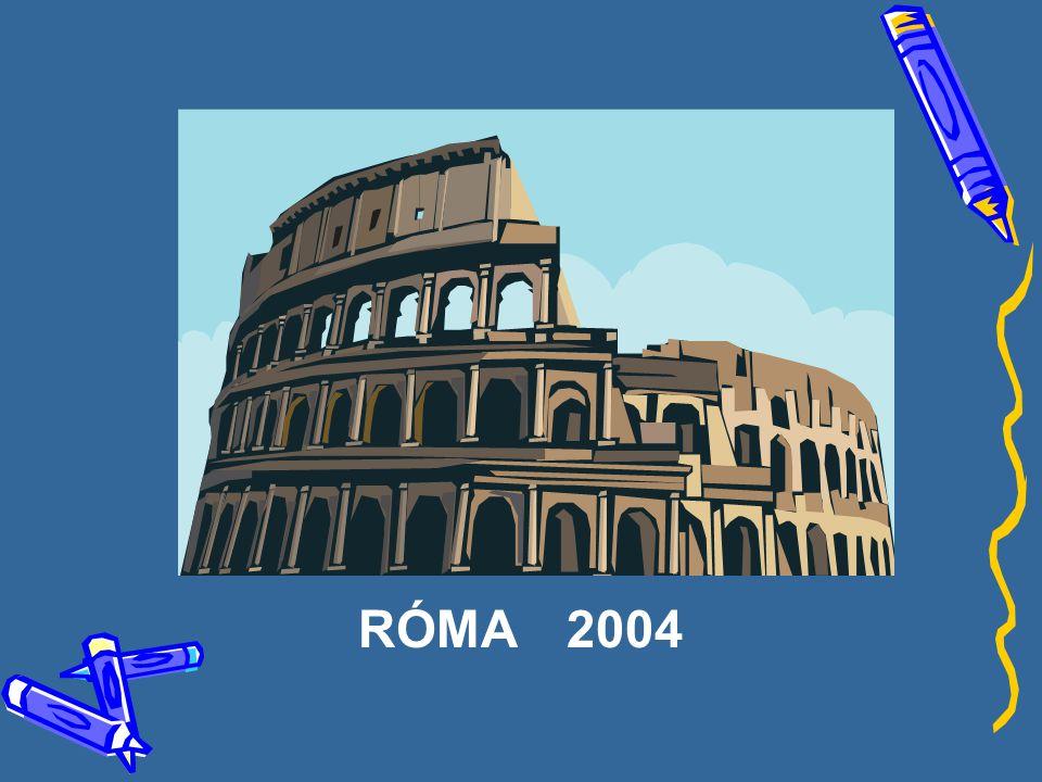 RÓMA2004