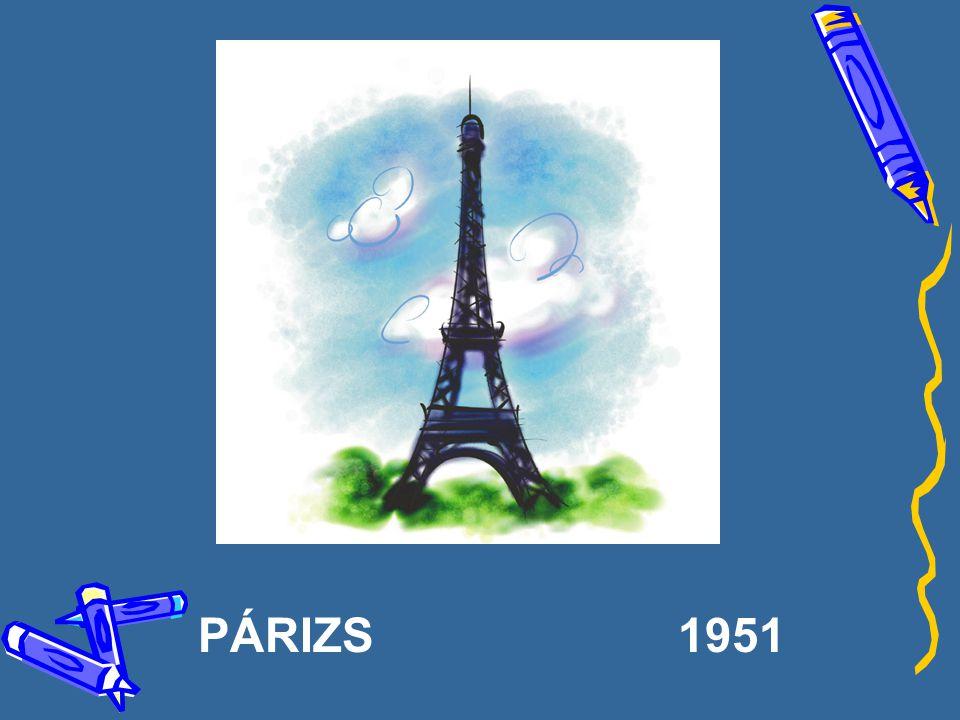 PÁRIZS1951