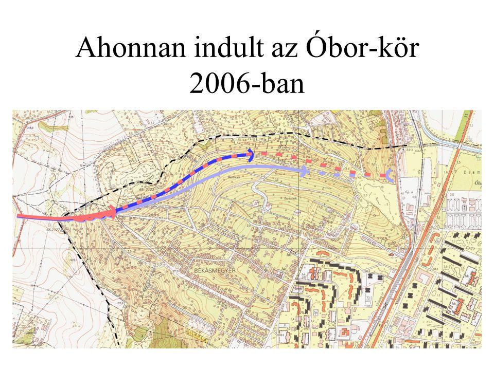 Ahonnan indult az Óbor-kör 2006-ban