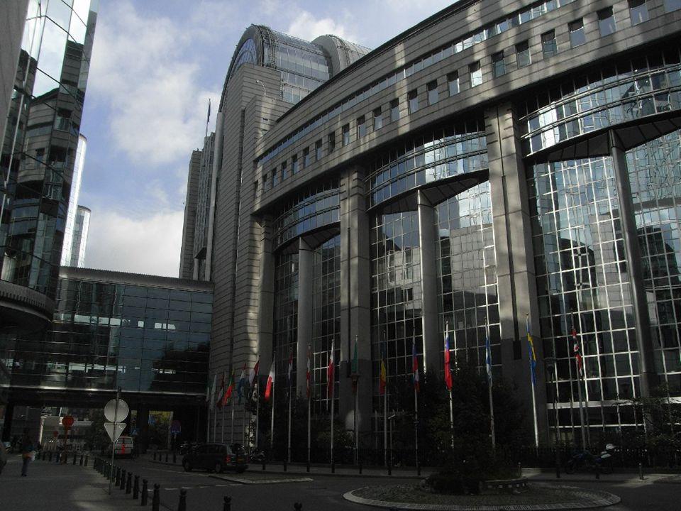- Európai Bizottság: végrehajtó szerv, ma 27 ún. közösségi biztosból áll. - Európai Tanács: A tagállamok állam- és kormányfőinek rendszeresen, évente