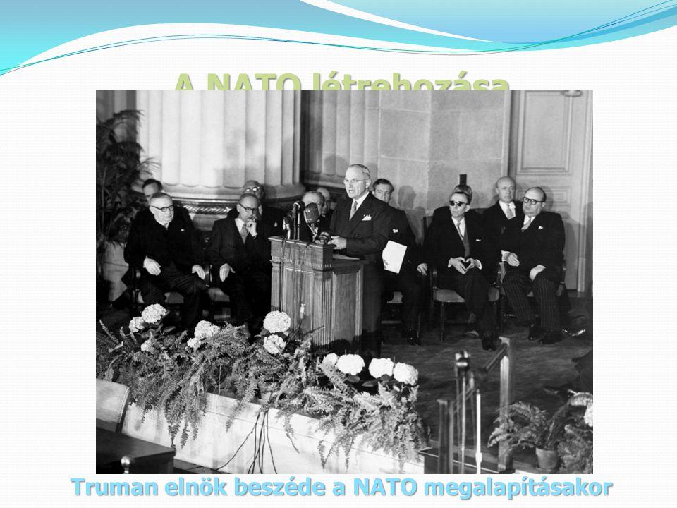 Az Európai Szén- és Acélközösség létrehozása  1951.